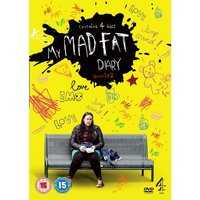 My Mad Fat Diary Series 1-2 DVD