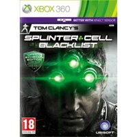 Tom Clancys Splinter Cell Blacklist (Kinect Compatible) Upper Echelon Edition Game
