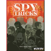 Spy Tricks Board Game
