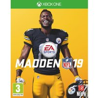 Madden NFL 19 Xbox One Game
