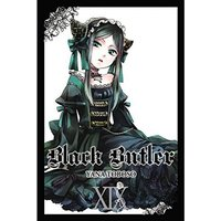 Black Butler Volume 19