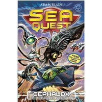 Cephalox the Cyber Squid by Adam Blade (Paperback, 2013)