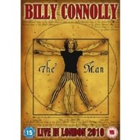 Billy Connolly Live In London 2010 DVD