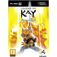 Legend of Kay Anniversary PC Game