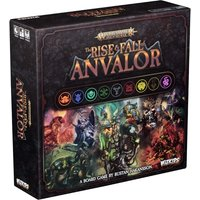 Warhammer Age of Sigmar: The Rise & Fall of Anvalor Board Game