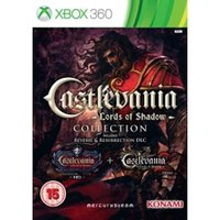 Castlevania Lords of Shadow Collection Game