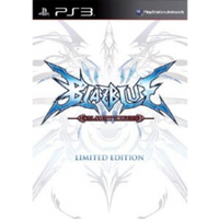 Blazblue Calamity Trigger Limited Edition Game