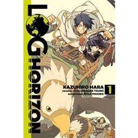 Log Horizon, Vol. 1 (manga)