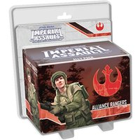 Star Wars Imperial Assault Alliance Rangers Ally Pack