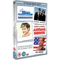 Blue'S Brothers/National Lampoons/Stripes DVD