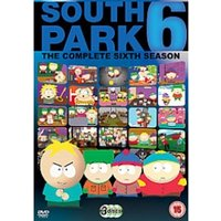South Park Season 6 DVD