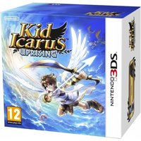 Kid Icarus Uprising (Includes 3DS Stand) Game 3DS