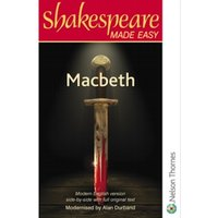 Shakespeare Made Easy: Macbeth by Alan Durband (Paperback, 1984)