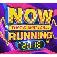 NOW That's What I Call Running 2018 CD