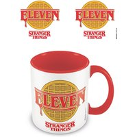 Stranger Things - Eleven Red Mug