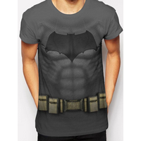 Batman - Sublimated Men's Small T-Shirt - Black