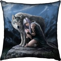 Protector Wolf Cushion