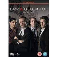 Law & Order: UK Series 2 DVD