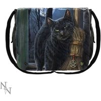 A Brush With Magick Messenger Bag