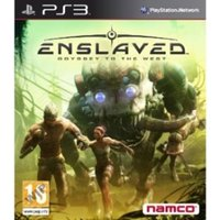 Ex-Display Enslaved Odyssey To The West Game