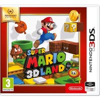 'Super Mario 3d Land Game 3ds (selects)