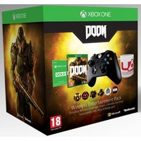 Doom Wireless Entertainment Pack Xbox One