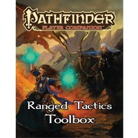 Pathfinder Player Companion Ranged Tactics Toolbox Paperback