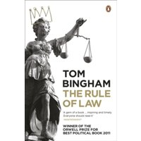 The Rule of Law by Tom Bingham (Paperback, 2011)