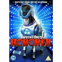 The Adventures of RoboRex DVD