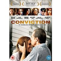 Conviction DVD