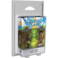 Crystal Clans Leaf Clan Expansion Deck