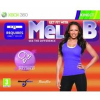 Kinect Get Fit With Mel B with Resistance Band Game