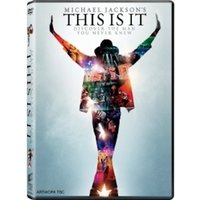 Michael Jacksons This Is It DVD
