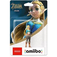 Zelda Amiibo (The Legend Of Zelda Breath of the Wild) for Nintendo Wii U/3DS/Nintendo Wii U