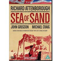 Sea of Sand (1958) DVD