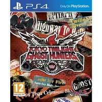 Tokyo Twilight Ghost Hunters Daybreak Special Gigs PS4 Game