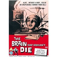 The Brain That Wouldn't Die DVD