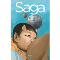 Saga Deluxe Edition Volume 1 Hardcover Special Edition