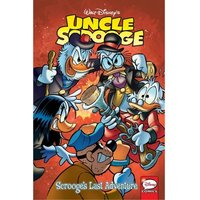 Uncle Scrooge Scrooge's Last Adventure