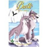 Balto Wolf Quest DVD
