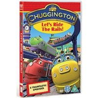 Chuggington - Let's Ride The Rails