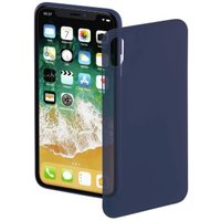 Hama Ultra Slim Cover for Apple iPhone X, dark blue