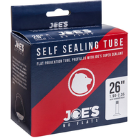 Joe's No Flats Super Sealant Inner Tube 29 x 1.90-2.35 Schrader