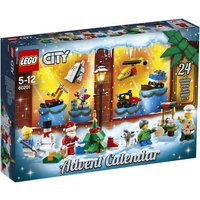 Lego City Advent Calendar 2018 (60201)
