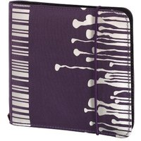 Hama Up to Fashion CD/DVD/Blu-ray Wallet 24, violet