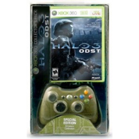 Halo ODST Game & Controller Special Edition