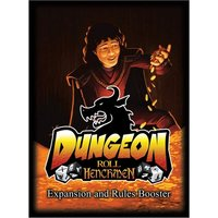 Dungeon Roll: Henchmen Expansion and Rules Booster