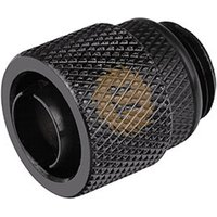 ThermalTake Pacific 3/8'' ID x 1/2'' OD (13/10mm) Compression Fitting - Black
