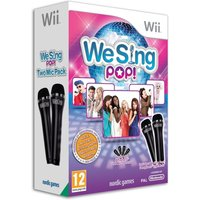 We Sing Pop With 2 Microphones Game