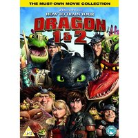 How to Train Your Dragon / How to Train Your Dragon 2 Double Pack DVD